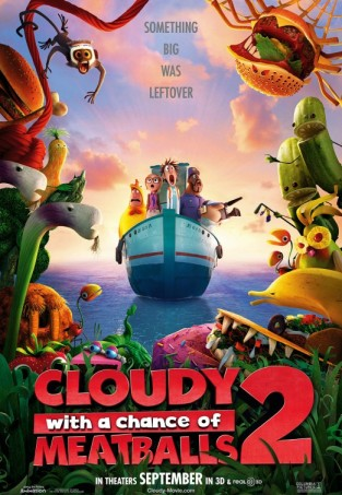 Why I'm Very Excited For 'Cloudy 2'